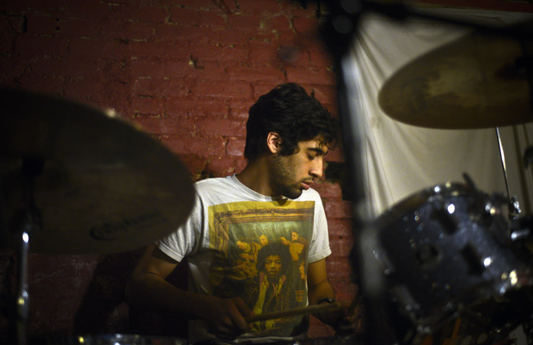 Youssef Bishara, musician.