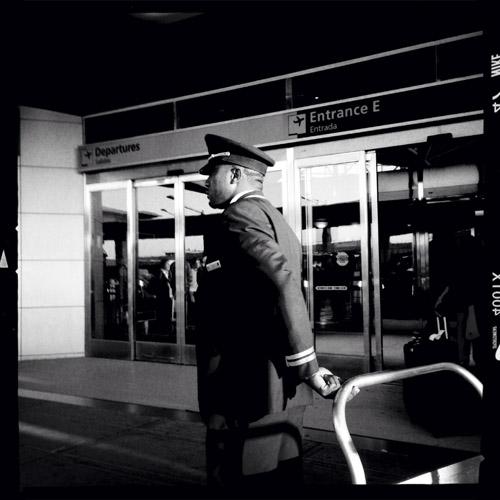John F. Kennedy International Airport. New York, NY.