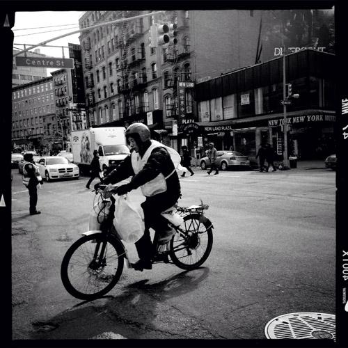 Chinatown. New York, NY.