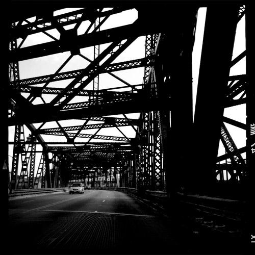Hackensack River. Jersey City, NJ.
